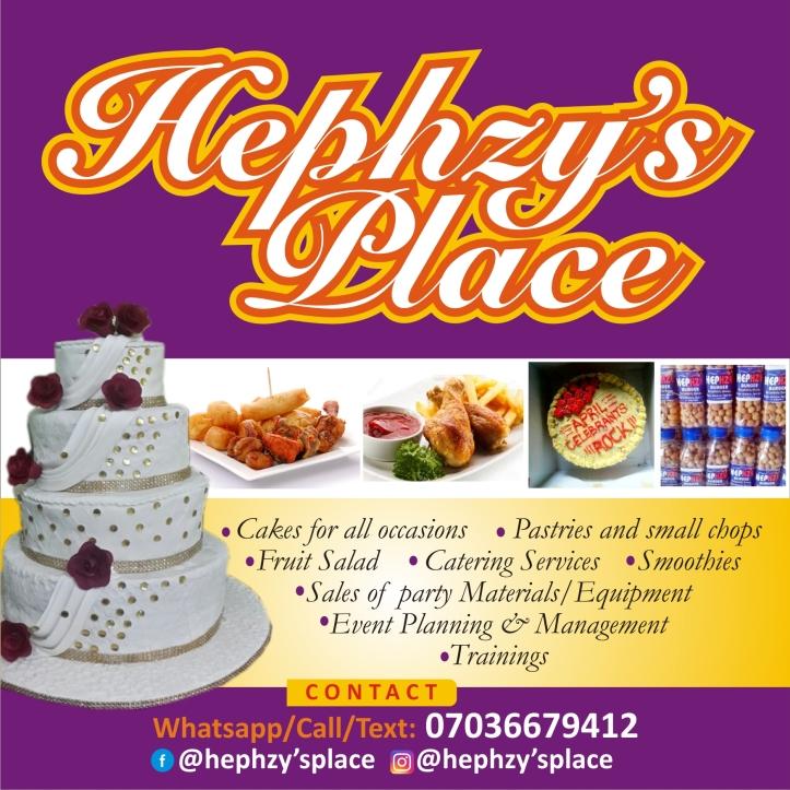 THE HEPHZY PLACE
